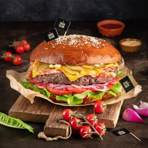 Мега Шефбургер
