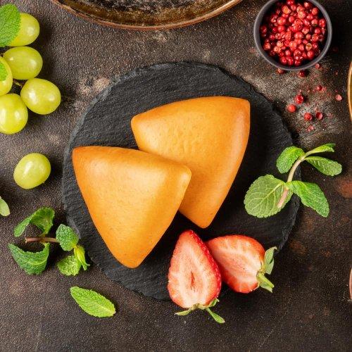 Мини пирожки с фруктовыми джемами