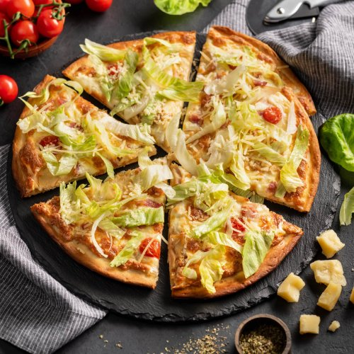Пицца Цезарь Фреш