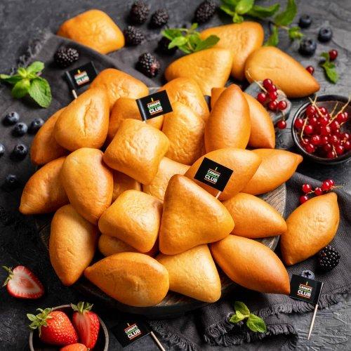 Набор сладких пирожков Кинг Сайз
