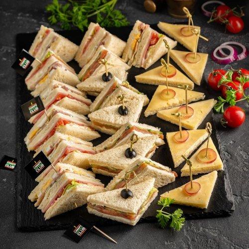 Сэндвич-сэт №2 Кинг Сайз