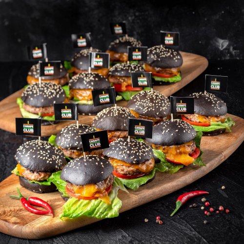 Блэк Чизбургеры