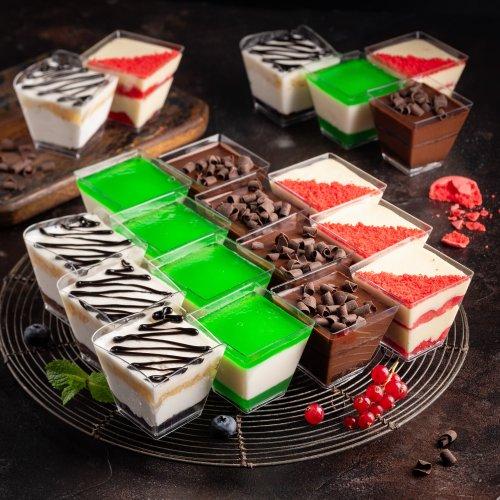 Десерты в верринах